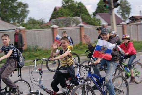 Большой велопраздник в честь 69 годовщины Победы пройдет в Бердске