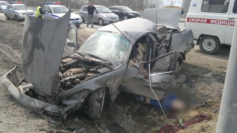 На пятые сутки скончался пассажир BMW, разбившегося в Бердске