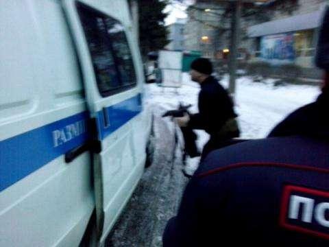 Бомба в ОДМ Бердска оказалась муляжом