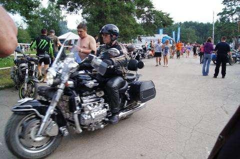 Операции «Нетрезвый водитель» и «Мотоциклист» проводятся в Бердске