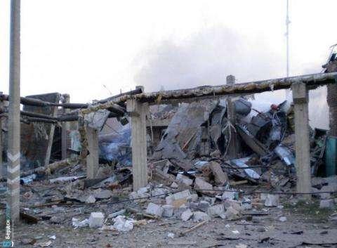 Найдены фрагменты тел погибших при взрыве на НЗИВ в Искитиме