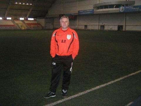 Тренер по футболу из Барнаула пострадал в ДТП под Искитимом