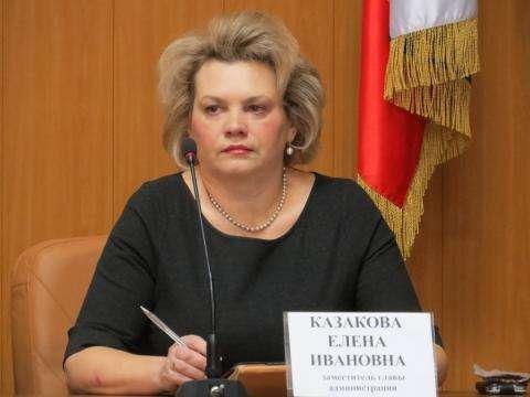 Вице-мэра Бердска по социальной сфере Елену Казакову уволили
