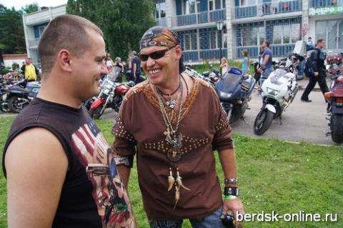 Фестиваль «Обская волна» собрал в Бердске 5 тысяч байкеров