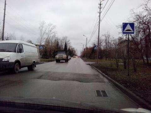 Мэрия Бердска, по информации областной прокуратуры, не реагирует на предписания ГИБДД
