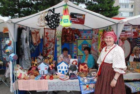 Фестиваль – прекрасная возможность рассказать бердчанам и гостям о своей национальности, культуре, обычаях