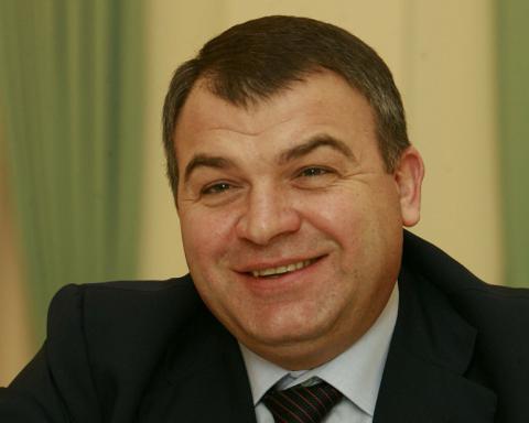 Бывший министр обороны Анатолий Сердюков. Фото: ИТАР-ТАСС
