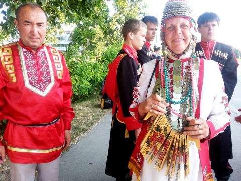 Галина Иващикова приехала в Бердск из Чувашии