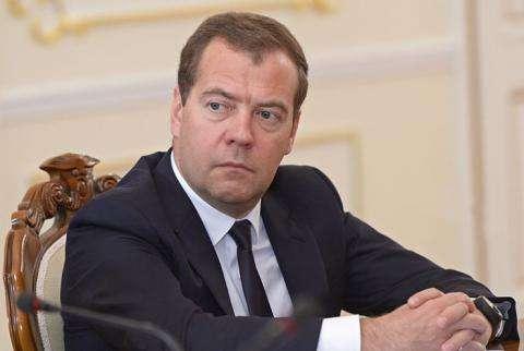 Премьер-министр РФ Дмитрий Медведев. Фото: ИТАР-ТАСС, Никольский Алексей