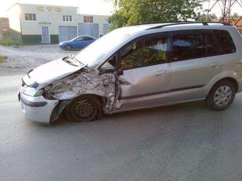 14 ДТП с материальным ущербом зарегистрировано в Бердске за 4 дня