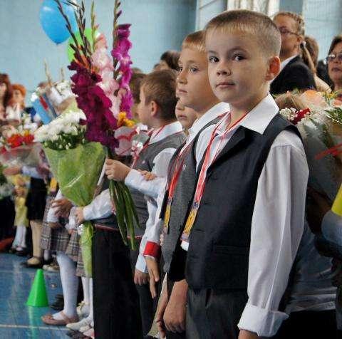 Более 1160 первоклассников в Бердске пойдут в школу 1 сентября