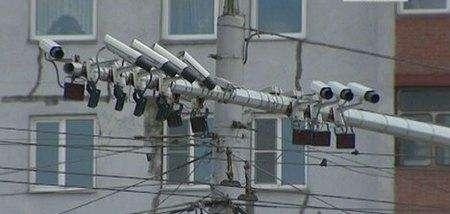 В НСО установлены 31 стационарный пункт фотофиксации и 40 передвижных