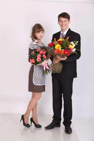"""1 сентября подари учителю самые красивые цветы от салона """"Ирис"""""""