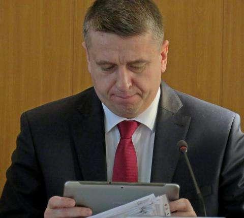 Андрей Михайлов, и.о. главы администрации Бердска, новости читает в режиме онлайн