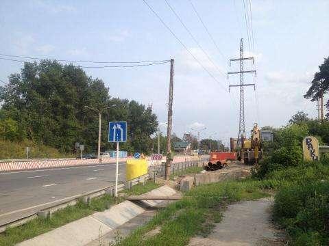 Новый мост через трассу М-52 у Речкуновки построят 30 октября 2014 года