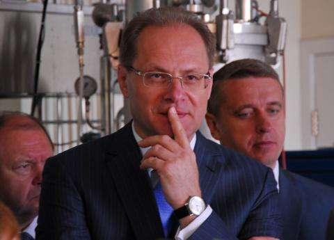 Василий Юрченко на посту губернатора НСО иногда приезжал в Бердск