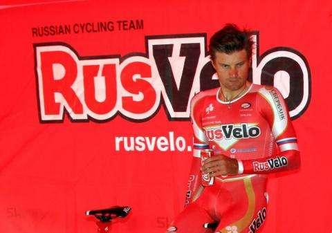 Гонщики «Русвело» — третьи на Duo Normand