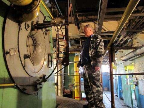 На котельных Бердска все готово к работе в отопительном периоде 2014-2015 годов