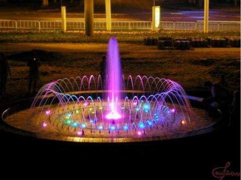 Фонтан в Бердске откроют весной 2015-го