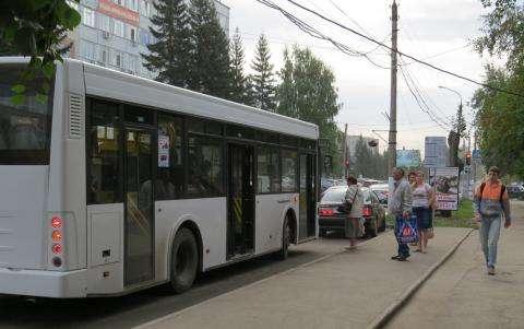 Общественный транспорт в День города будет работать в вечернее время