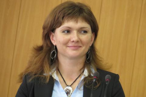 Наталья Беликова назначена и.о. вице-мэра Бердска по строительству