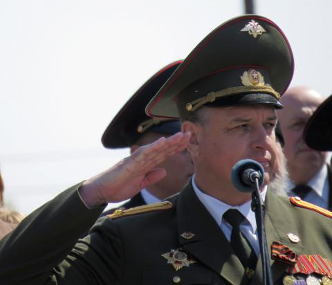 Андрей Копачев, военком Бердска