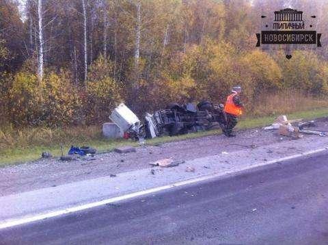 Страшная авария случилась на трассе М-52