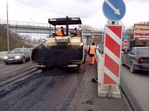 Из-за дорожных работ в Бердске была гигантсткая пробка