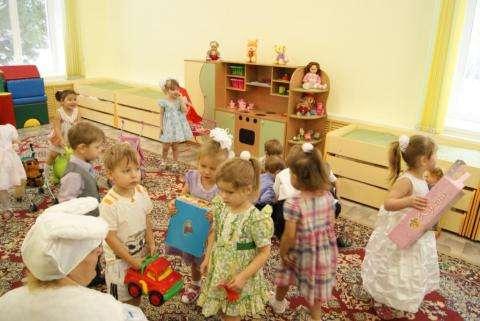 Детский сад в Северном микрорайоне Бердска достроят в 2013 году