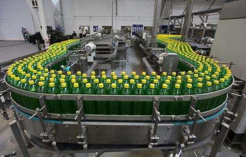 Завод PepsiCo. Архив© ИТАР-ТАСС/Марина Лысцева