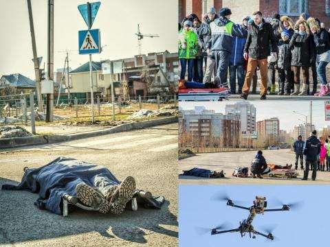 В Бердске снят ролик социальной рекламы по безопасности дорожного движения