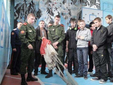 Допризывную молодежь ознакомят с жизнью и бытом кадет