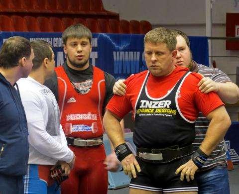 На Стальной Арене в Бердске ставят новые мировые рекорды