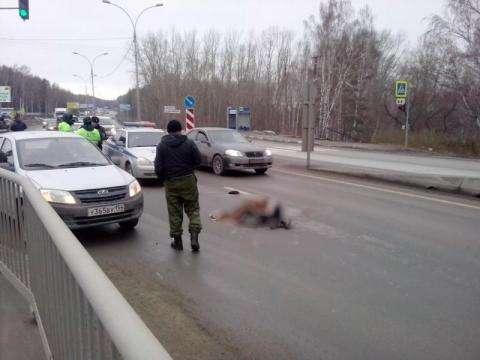 В результате смертельного ДТП 7 ноября погиб пешеход на переходе в Бердске