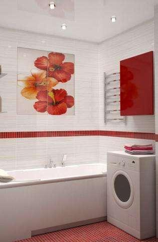 При покупке квартиры-студии 36,96 м2 - отделка ванной комнаты под ключ в подарок. Срок действия акции с 01.12.2014 по 31.01.2015
