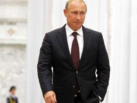 Владимир Путин. Фото © Наталия Губернаторова, mk.ru