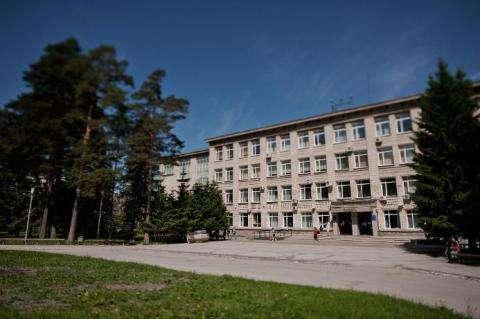 Главный корпус НГУ. Фото nsu.ru