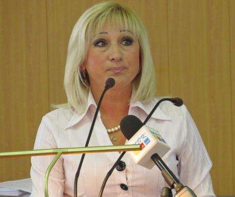 Оксана Маршева, директор ГЦКиД Бердска