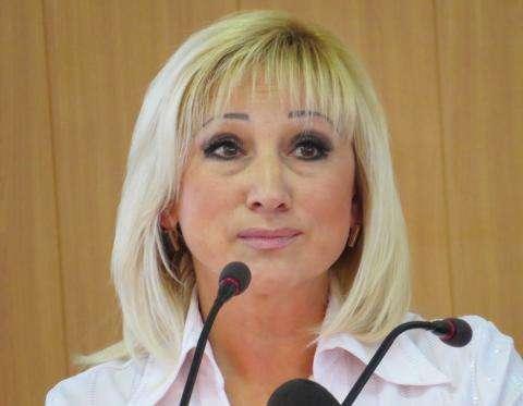 Директор ГЦКиД Оксана Маршева