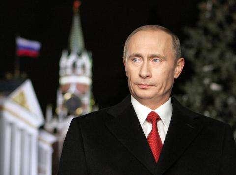 Владимир Путин. Фото russian.rt.com