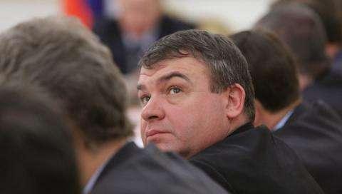 Анатолий Сердюков. Фото © РИА Новости. Алексей Дружинин