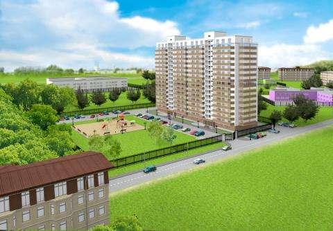 Купите в ипотеку квартиру в 16-этажном доме «Лунная сказка» в Бердске