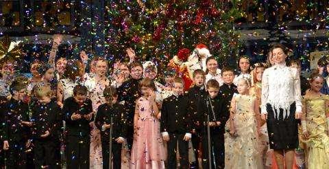 Всех желающих приглашают на рождественский концерт