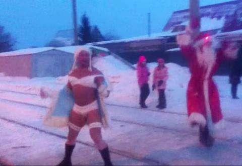 Фото - кадр из видеоролика