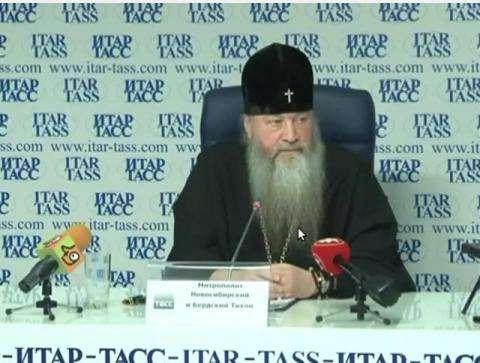 Передача «Путь к храму» — Новосибирская митрополия (22.02.2015)
