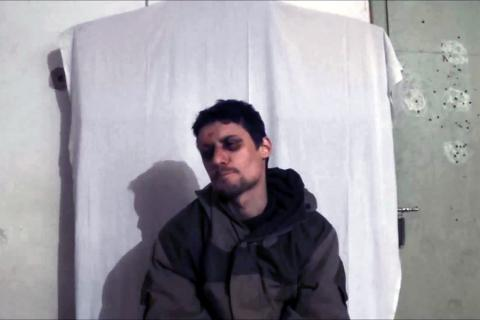Копылов Иван Сергеевич рассказывает о войне в Украине (кадр из видео)