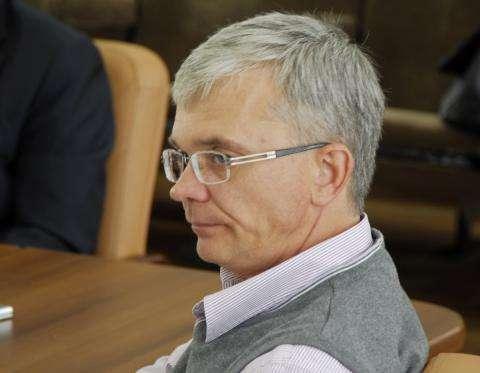 Владимир Голубев, депутат горсовета Бердска