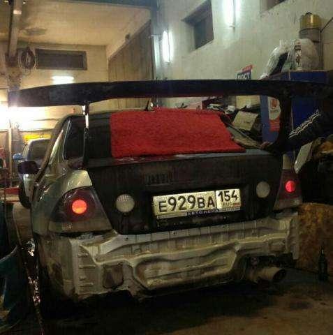 Угнан автомобиль работника СТО Бердска