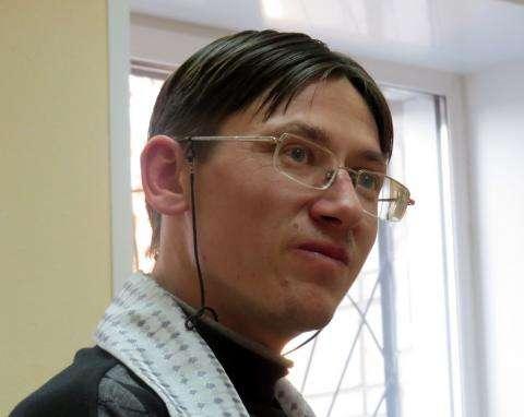 Сергеев Андрей Алексеевич в суде Бердска в ноябре 2013 года. Фото из архива Бердск-онлайн