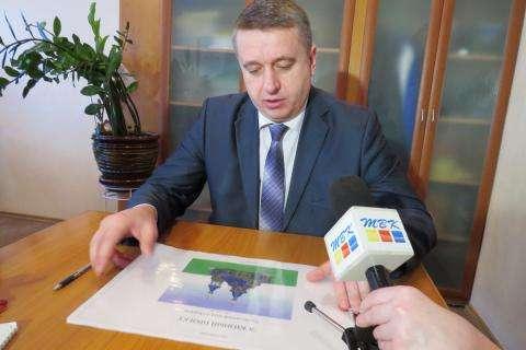 Андрей Михайлов провел презентацию эскиза проекта нового храма